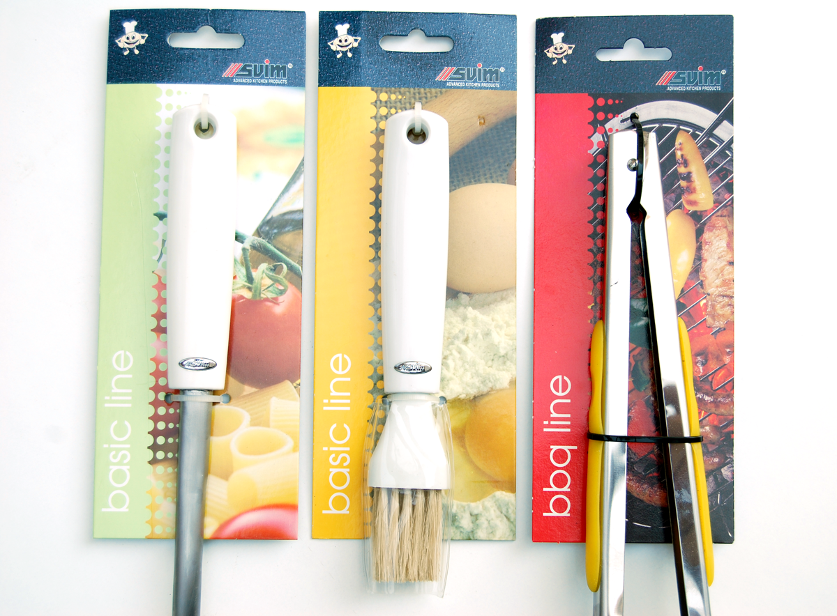 Kitchen tool utensil packaging